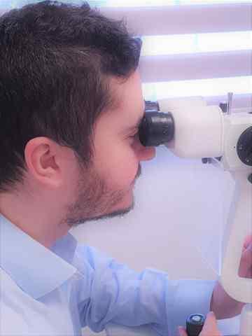 οφθαλμίατρος Βασάκος Δημήτριος